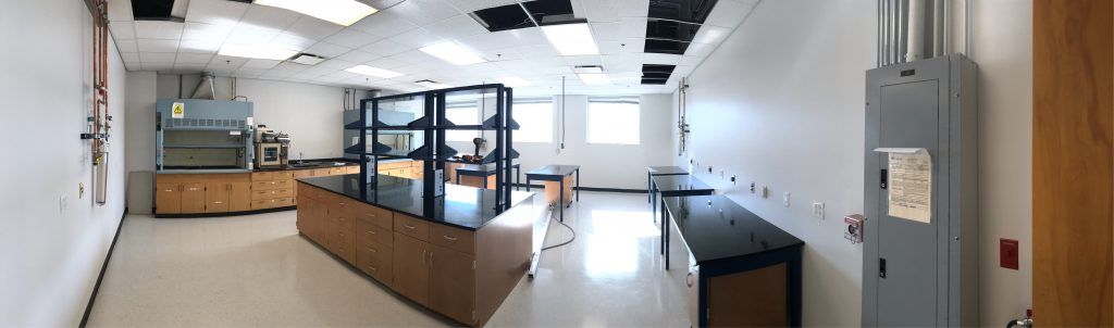 Lab photos from June 2020