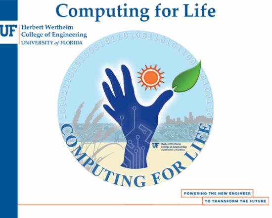 Computing For Life logo