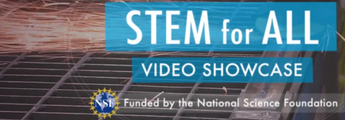 2020 STEM for All Video Showcase