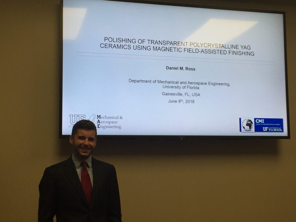 Daniel rendant dissertation